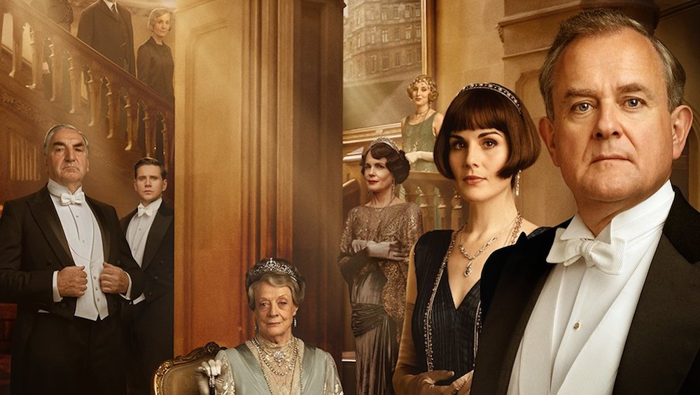 Downton Abbey Movie Playing a Role in Vrooman Schedule